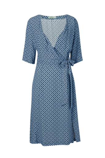 Aimée Print Dress -mekko