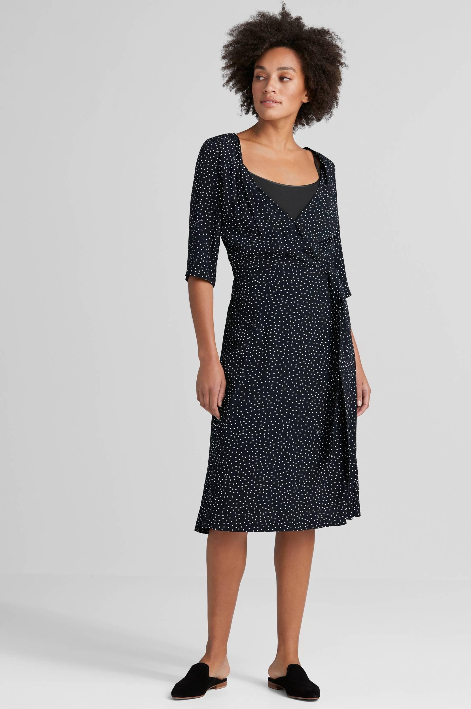 Aimée Print Dress -mekko