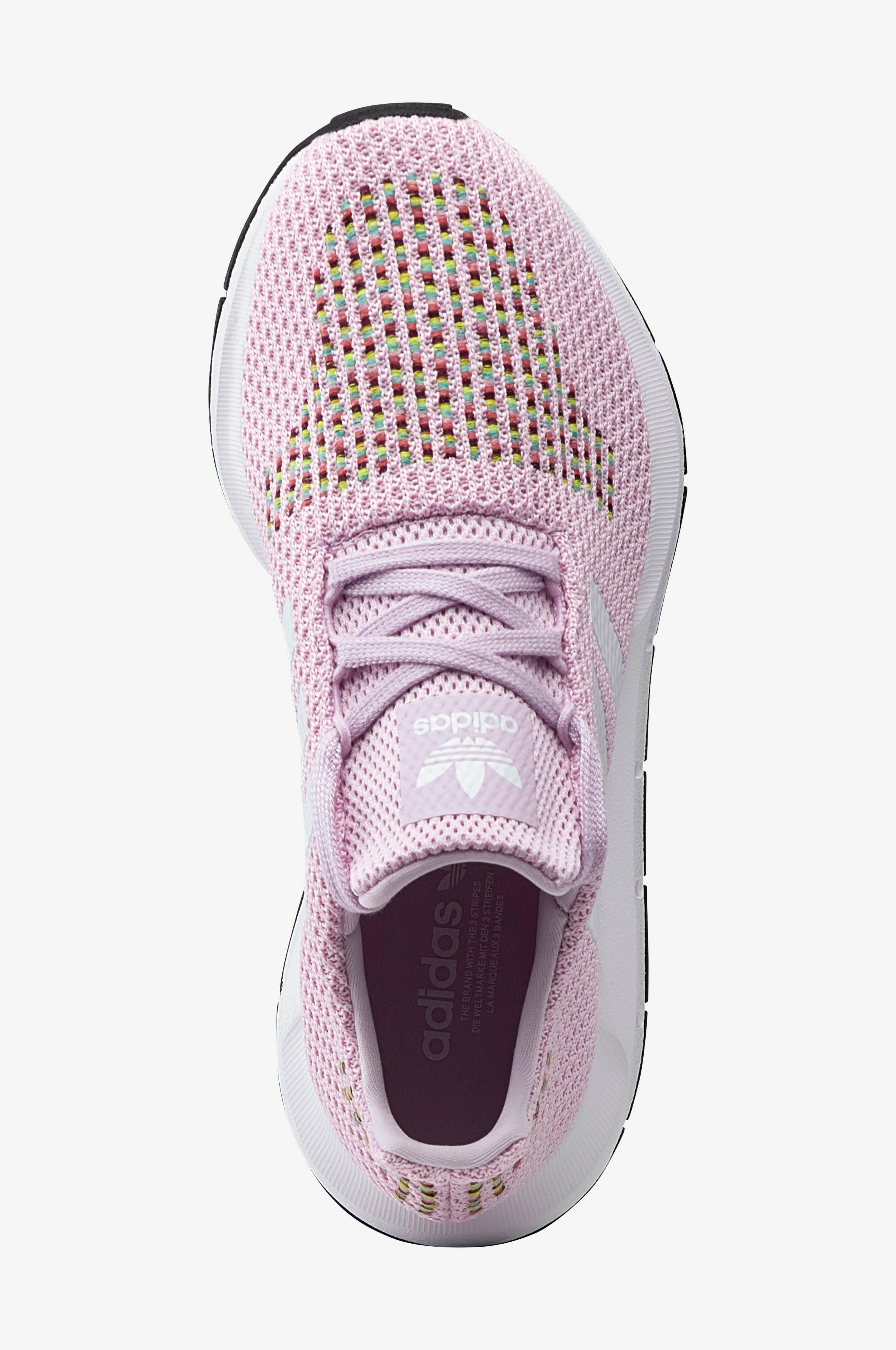 adidas Originals Sneakers Swift Run W Rosa Dame Ellos.no