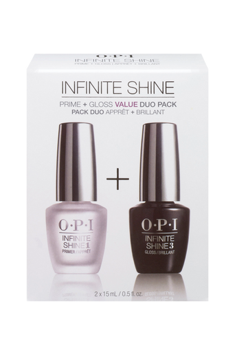Infinite Shine Duo Pack Base Coat + Top Coat
