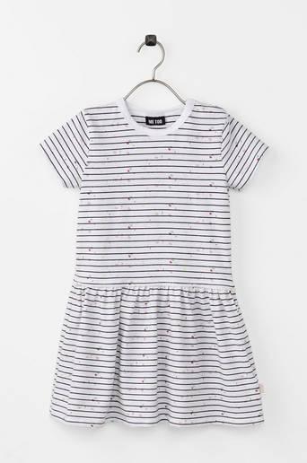 Dress SS Stripe -mekko