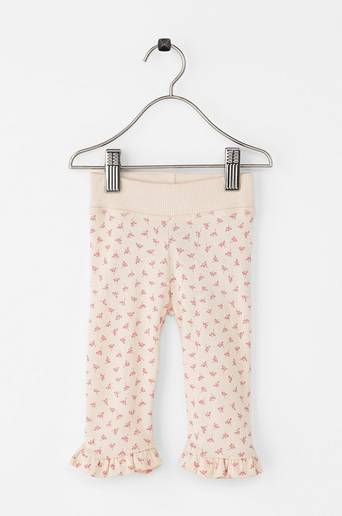 Baby Basic Printed -housut