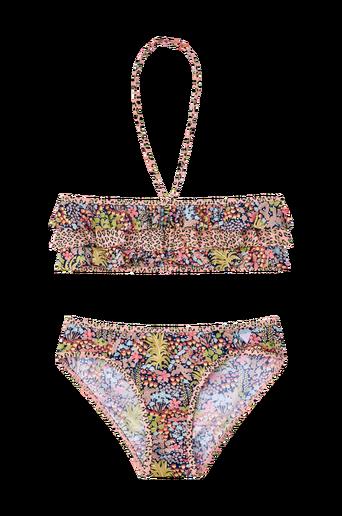 Bikinit, joissa röyhelöt