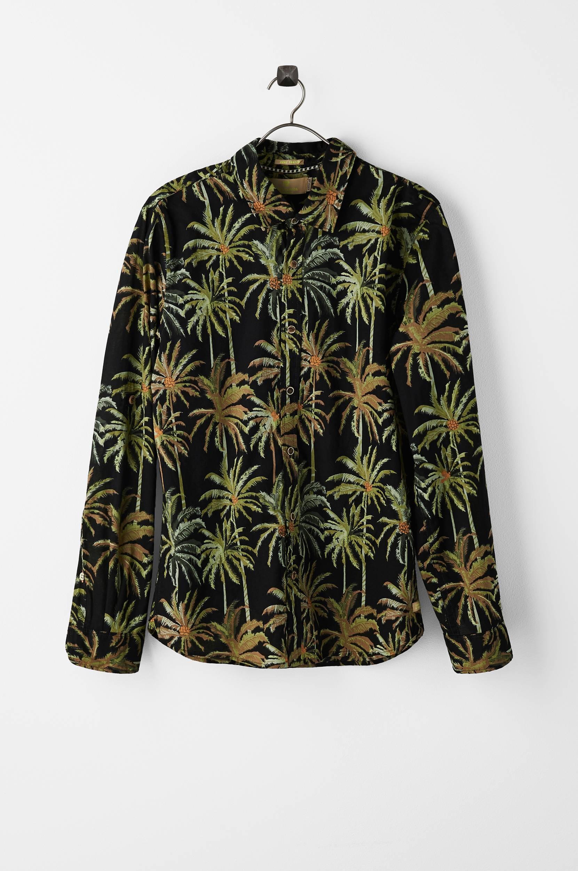 Paitapusero, kuviollinen