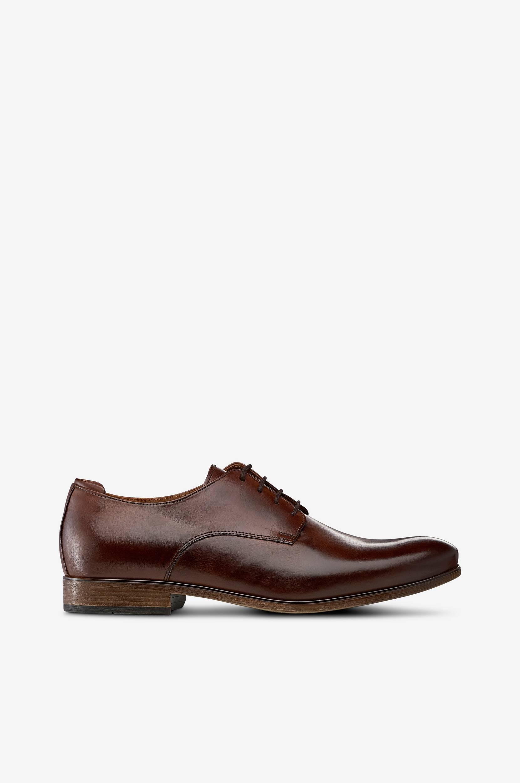 Derby Vintage Dress 4946 -kengät, matalakantaiset, nahkaa