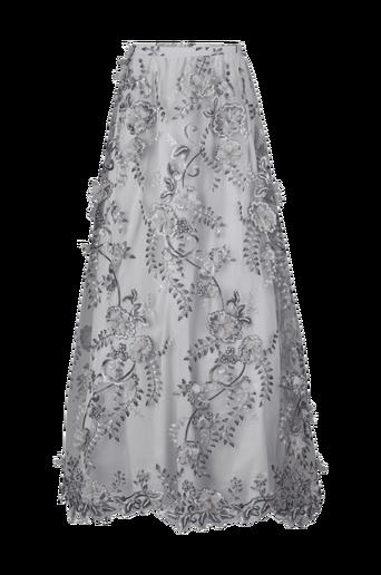 Zilla Skirt -maksihame