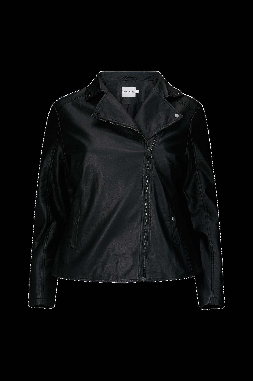JrKarisa LS Short PU Jacket -takki
