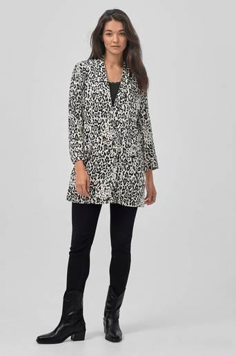 Animal Oversize Blazer jakku