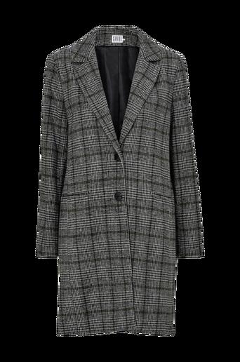 Check Coat takki