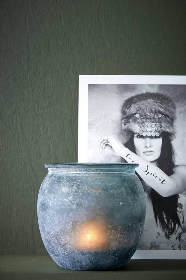 Bilde av Vase / lyslykt Berry