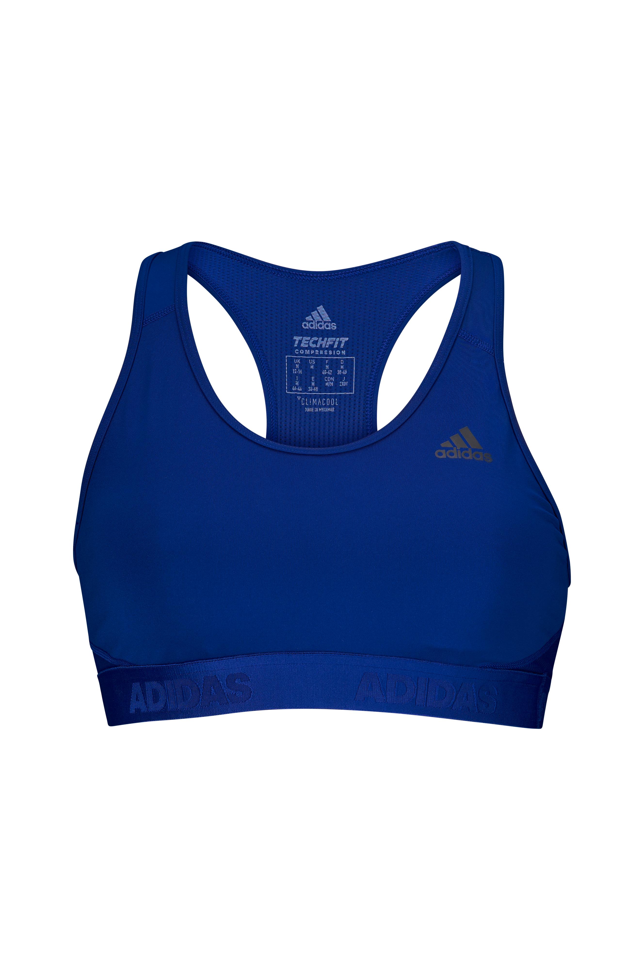 adidas Sport Performance Don t Rest Alphaskin -urheiluliivit - Sininen -  Naiset - Ellos.fi 6c856811c7