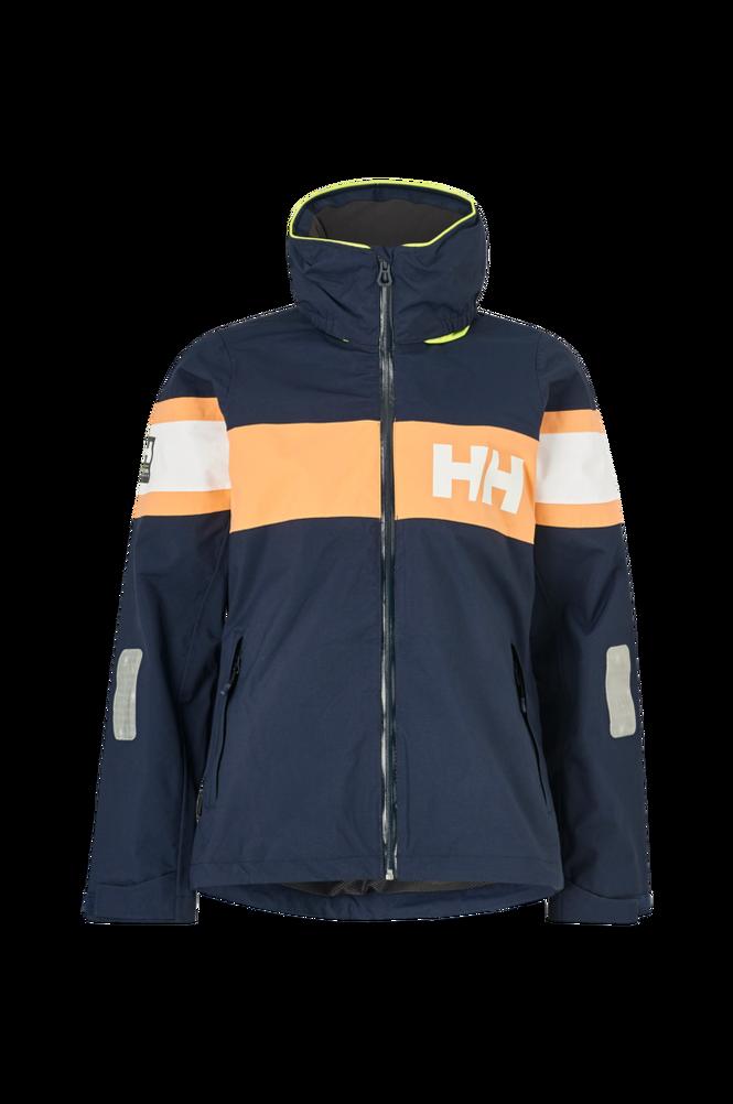 Helly Hansen Jakke W Salt Flag Jacket