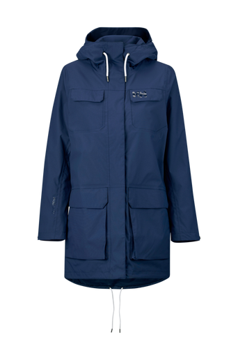 W Captains Parka -parkatakki