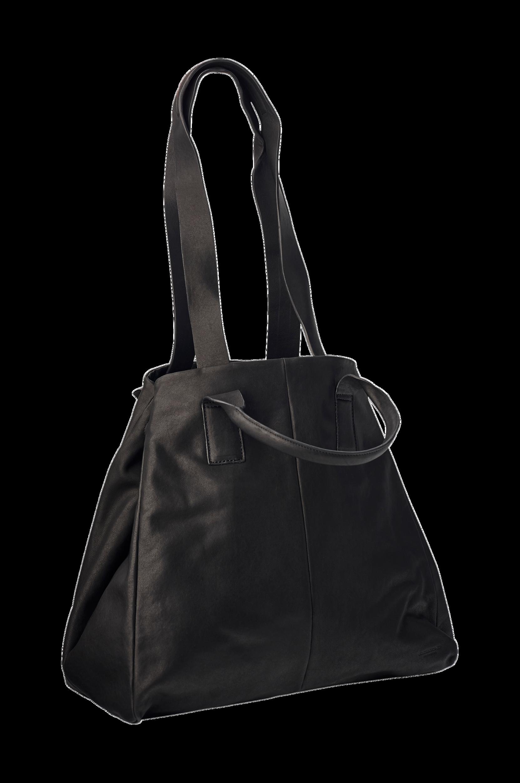 Bergen-laukku, nahkaa