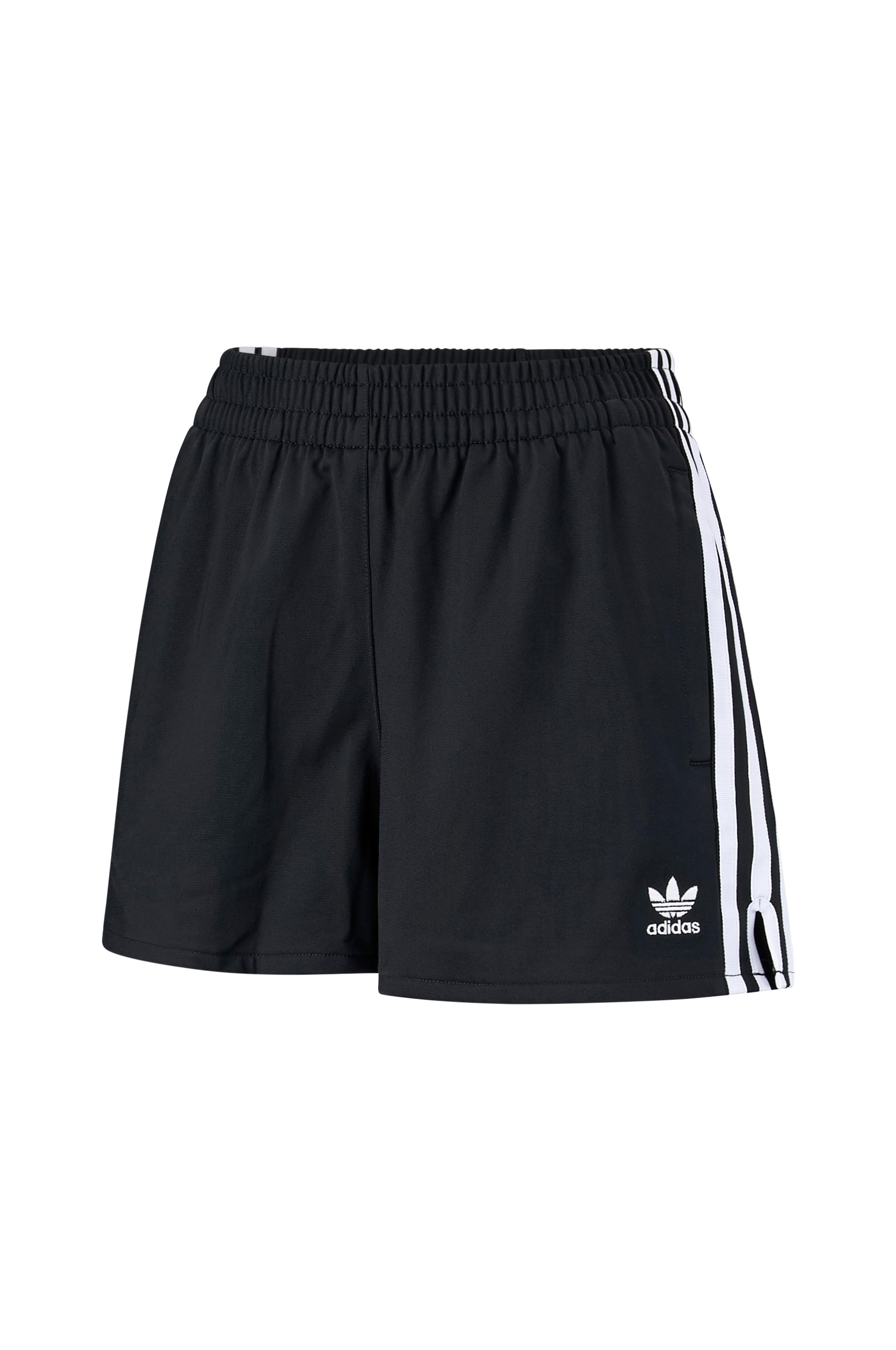 adidas Originals Shorts 3 Str Short Svart Dame Ellos.no