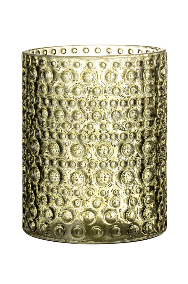 Bilde av Telyslykt Brita 2-pk, høyde 12,5 cm
