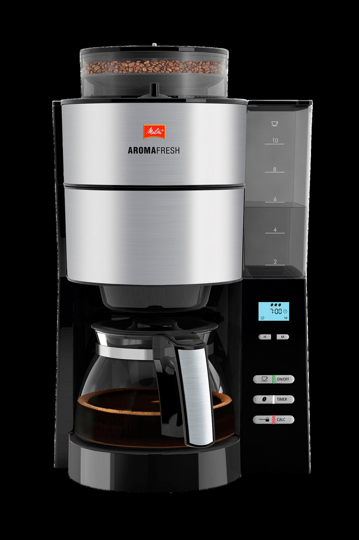 Aroma Fresh -kahvinkeitin, teräksenvärinen