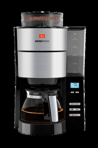 Aroma Fresh kahvinkeitin, teräksenvärinen