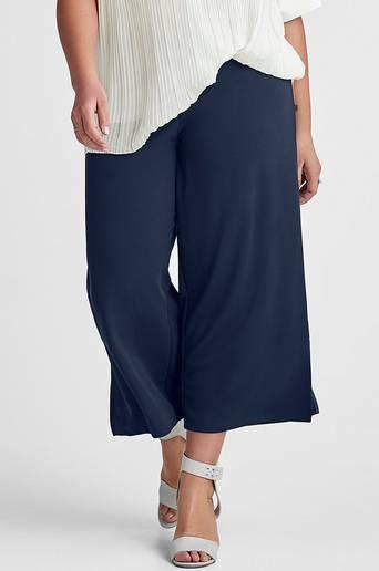 JrAlvario Cropped Pant -housut