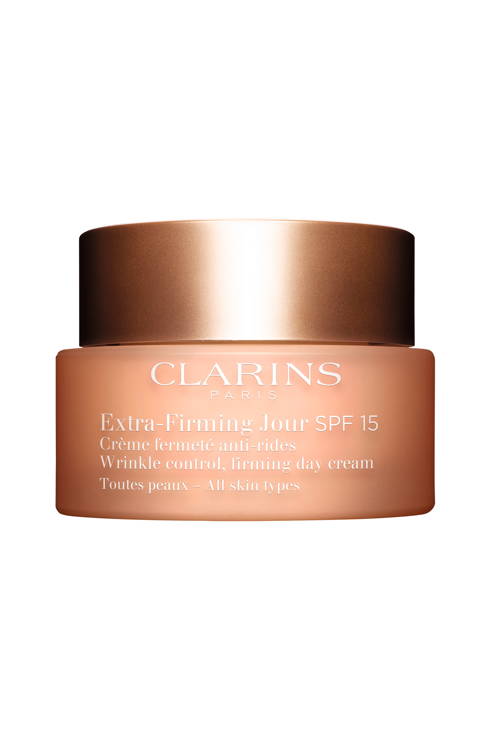 Extra-Firming Jour Spf 15 All skin types 50 ml