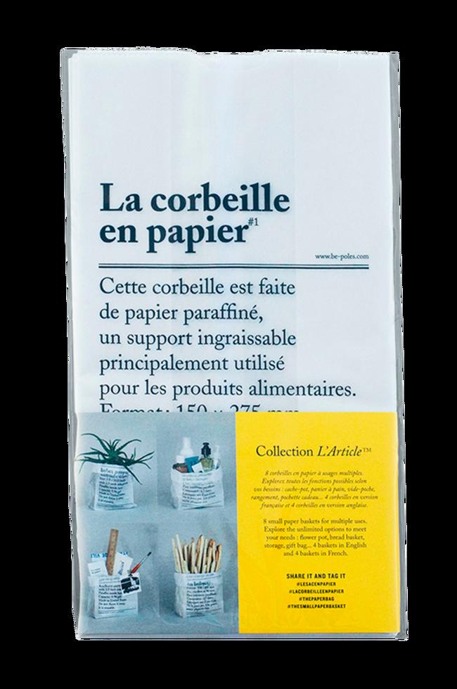 Bilde av Papirposer La Corbeille En Papier