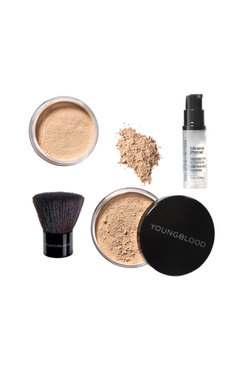 Natural Loose Foundation Kit