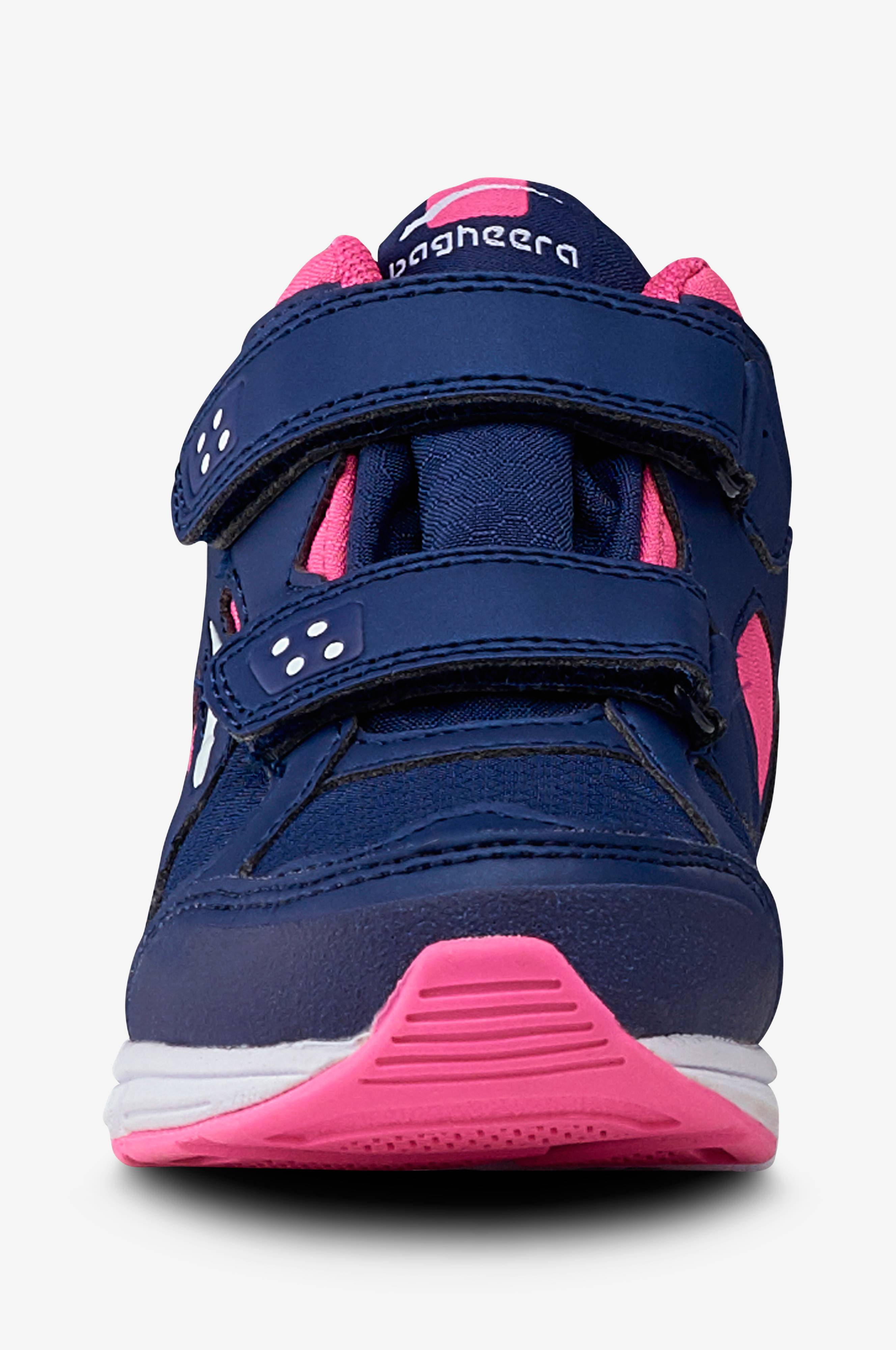 Bagheera Sneakers Neo II Lila Höga sneakers Ellos.se