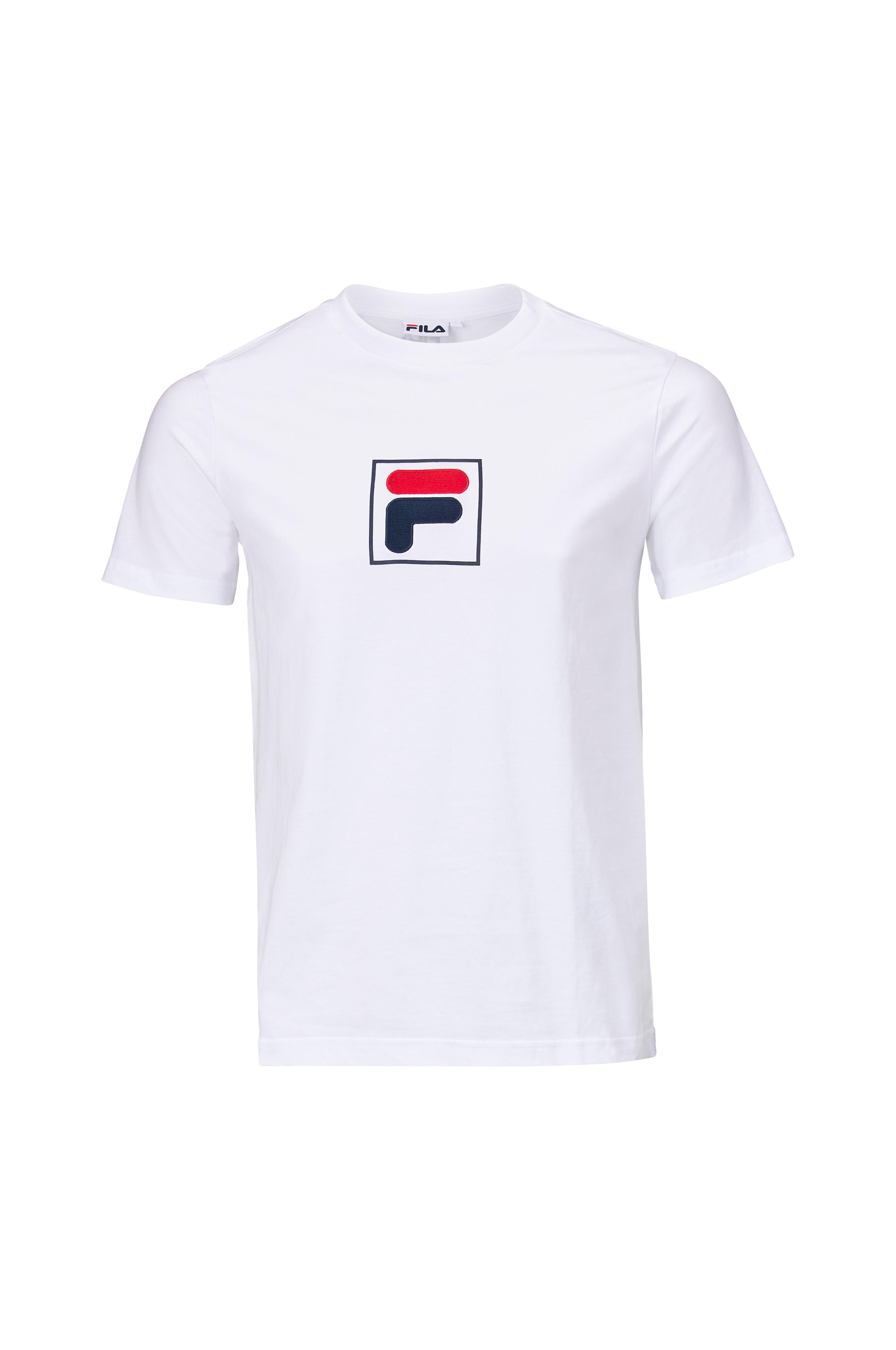 Hvit FILA t shirt | FINN.no
