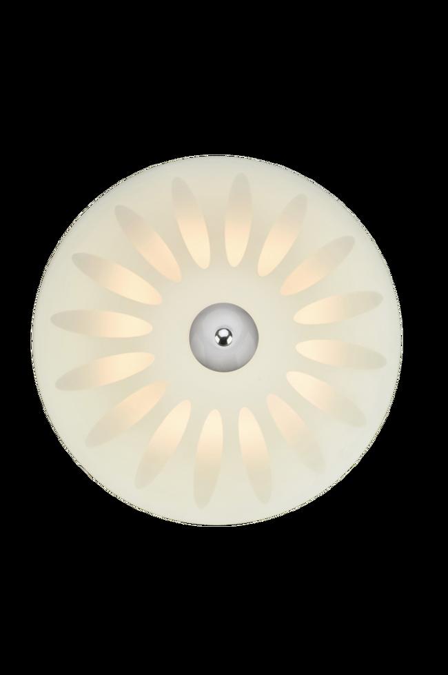 Bilde av Plafond Petal LED 35cm Hvit/krom