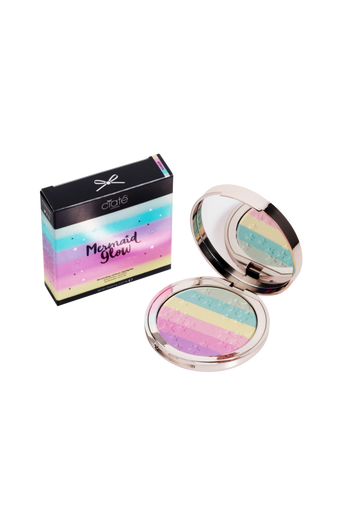 Mermaid Glow Highlighter - Illuminating Rainbow Highlighter