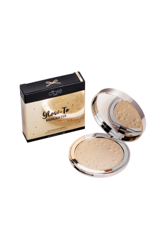 Glow to Highlighter Illuminating Powder Highlighter
