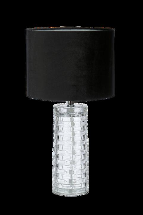 Bordslampa Monsieur Klar/Svart