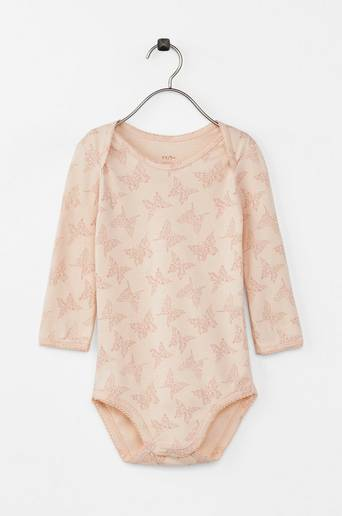 Baby Basic Printed -body