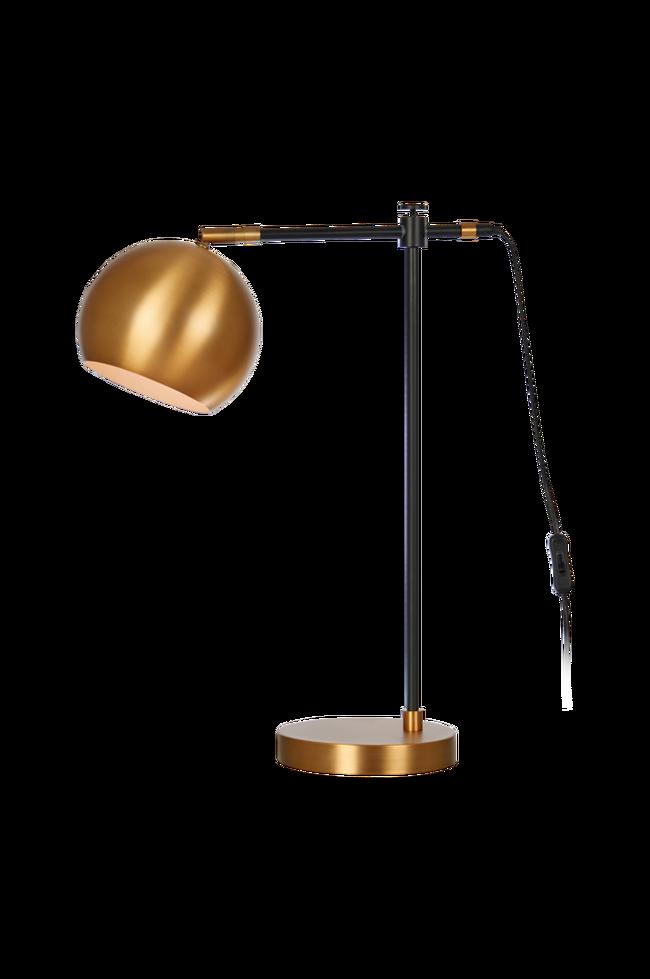 Bilde av Bordlampe Chester Svart/bronse