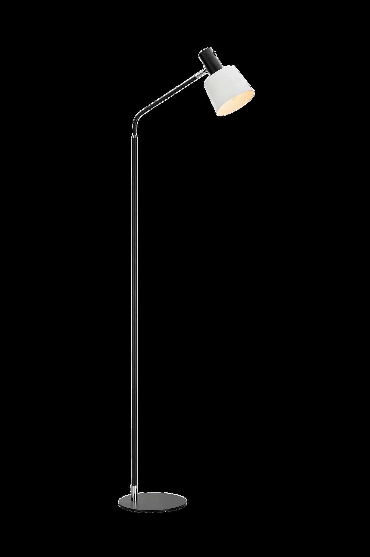 Bodega-lattiavalaisin, musta/valkoinen