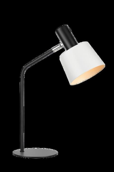 Bordslampa Bodega Svart/Vit