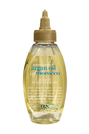 Argan Extra Strength In Shower Oil 118 ml