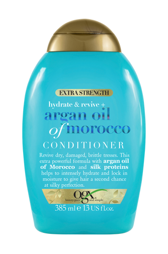 Argan Extra Strength Conditioner 385 ml