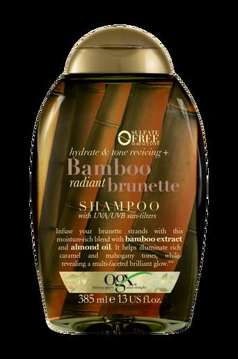 Ogx Bamboo Brunette Shampoo 385 ml