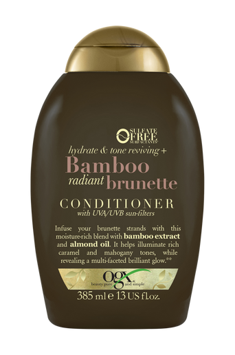 Ogx Bamboo Brunette Conditioner 385 ml