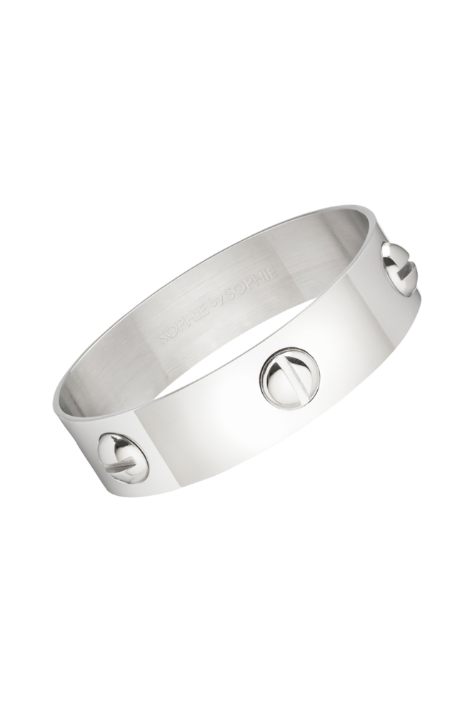 Sophie by Sophie Armring Screw Bangle