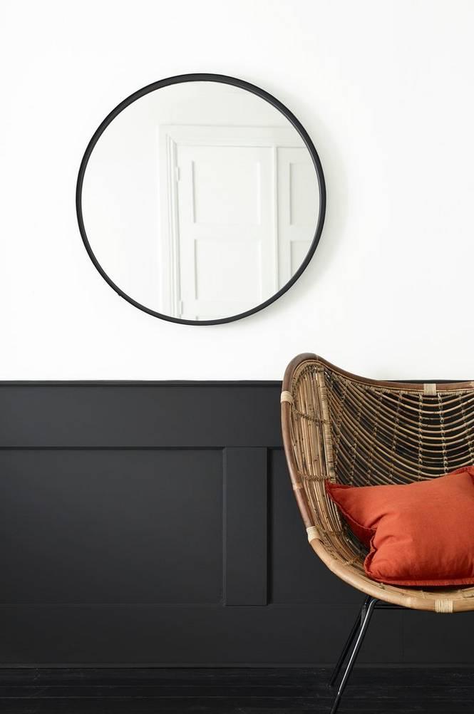 Spegel Johanna Ø 80 cm