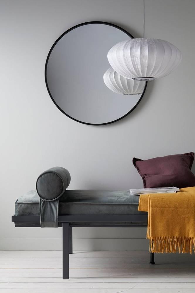 Spegel Susanna Ø 80 cm