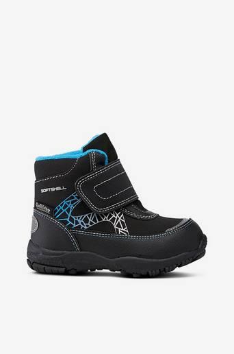 Softshell-kengät, vedenpitävät ja lämminvuoriset