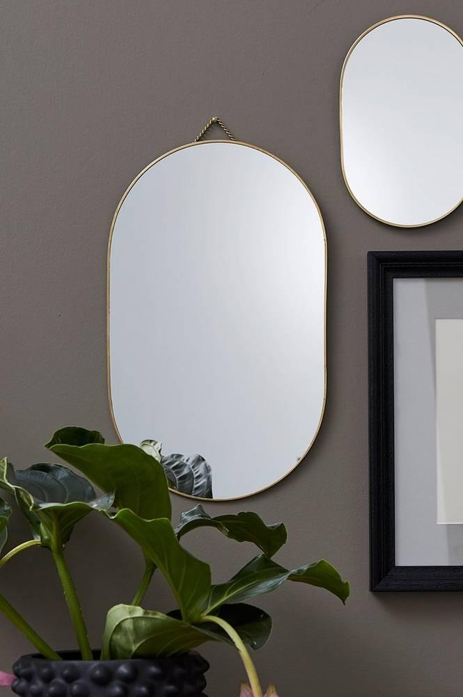 Spegel Lovely höjd 43 cm