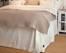 Sängkappa Herringbone Bedskirt thumbnail