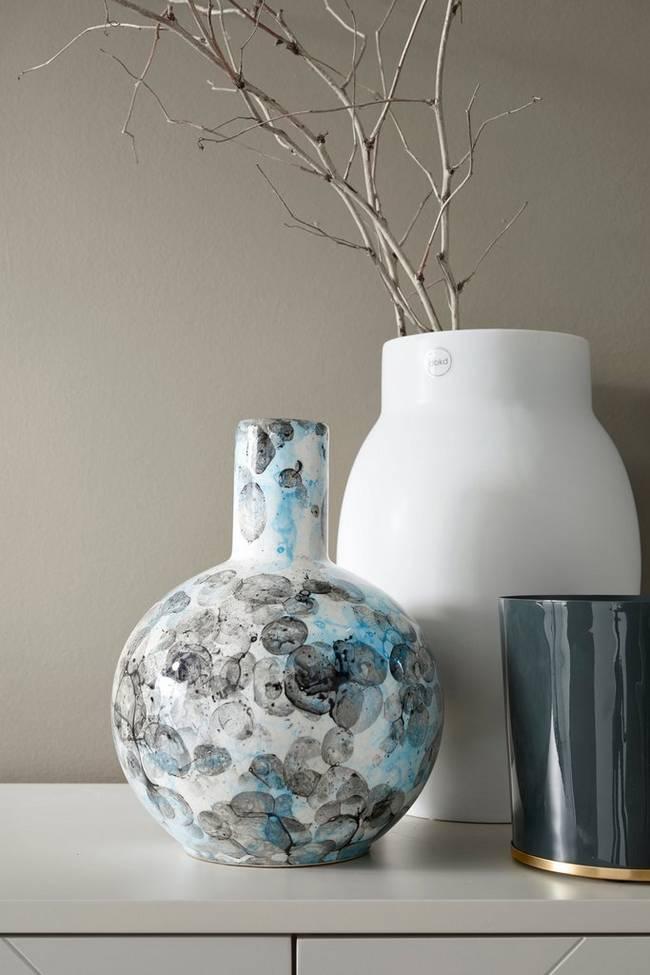 Bilde av Vase Splash høyde 23 cm
