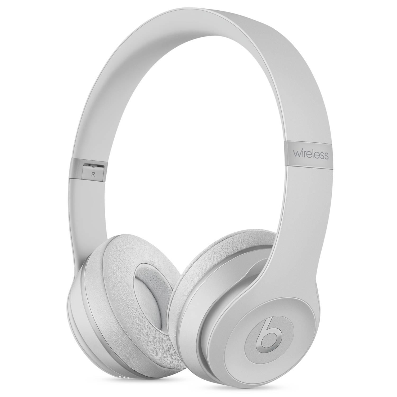 Solo3 Wireless Matte Silver