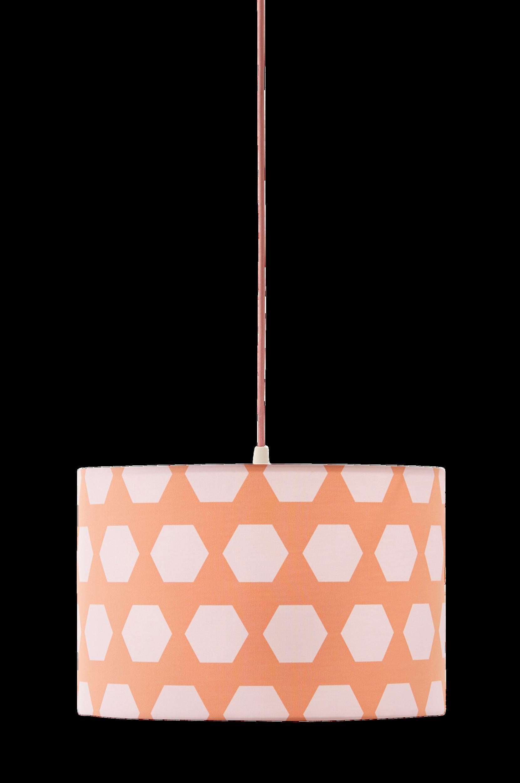 Hexagon-kattovalaisin, aprikoosi