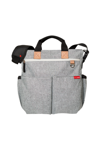 Duo Signature Grey Melange -hoitolaukku